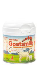 New listing Petsbuddy Goats Milk Powder Formulated Kitten Replacement 210g Au Stock