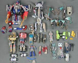 Lot of random transformers pieces parts