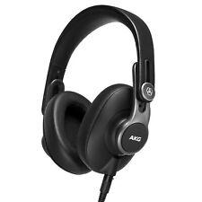 AKG K371 Pro Audio Professional Over-Ear Closed-Back Foldable Studio Headphones