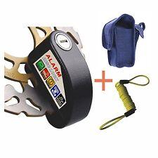 Security Anti Thief Motorbike Motorcycle scooter Wheel Disc Brake alarm lock