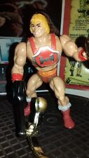 THUNDER PUNCH HE MAN MOTU MASTERS OF THE UNIVERSE MATTEL VINTAGE 1983