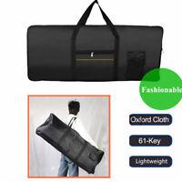 Universal 61 key Instrument Keyboard Bag Waterproof Electronic Piano Cover Case