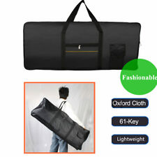Universal 61 key Instrument Keyboard Bag Waterproof Electronic Piano Cover Case