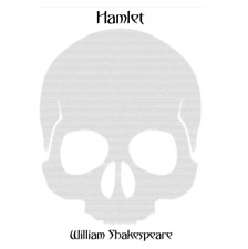 HAMLET Full PLAY Novel Book Text POSTER PRINT 50cm x 70cm