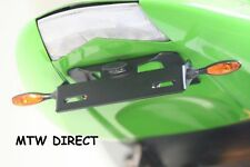Kawasaki ZX-10R 2004-2005 R&G Racing Tail Tidy licence Plate holder  LP0034BK