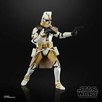 Star Wars The Black Series Clone Commander Bly Toy 6-inch Scale The Clone War...