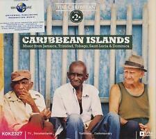CARIBBEAN ISLANDS = Chambaud/Pelanconi/Kalawang =2CD= SKA DUB REGGAE CALYPSO