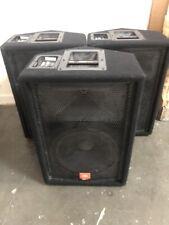 (3ea) JBL JRX112M Professional Louder Speaker Working Great!!