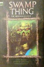 SWAMP THING libro 3 - La Maledizione - Alan Moore  - Magic Press