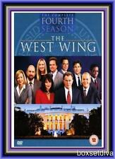 THE WEST WING - COMPLETE SEASON 4 - FOURTH SEASON *BRAND NEW DVD*