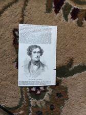 m4-7 ephemera 1849 picture the late george anson esq