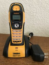 Uniden Dect 6.0 Submersible Portable Telephone Model DWX207 New Battery 1