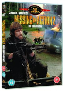 Chuck Norris, Soon-Teck Oh-Missing in Action 2 - The Beginning DVD NEW