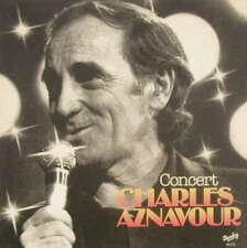 Charles Aznavour - Concert (LP, Comp) Vinyl Schallplatte - 158334