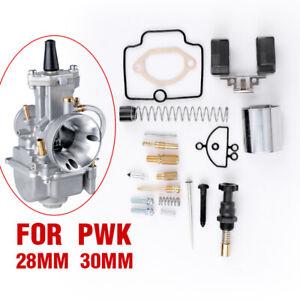 28MM 30MM Carburetor Repair Rebuild Spare Jets Replacement Kit Motorcycle Carb