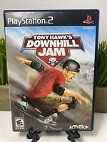 Tony Hawk's Downhill Jam-PlayStation 2 PS2 - Complete Rare Vintage Retro Game🔥