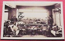 1940's Vista from Lounge Cooper Ranch Inn Hauula TH Hawaii RPPC
