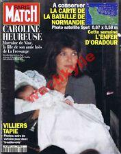 Paris Match 2352 - 23/06/1994 Caroline de Monaco Bardot Carte Bataille Normandie