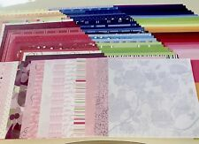 "MEGA LOT 12 X 12 MEMORY BLOCK ""70 SHEETS"" SCRAPBOOKING /  CRAFTING BY  PROVO"