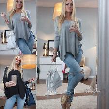 Unbranded Women's Cotton Blend Classic Waist Length Tops & Shirts