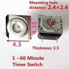 DKJ 1 ~60 Minutes 15A Delay Timer Switch For Electronic Microwave Oven Cooker