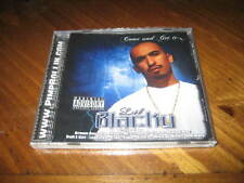 Chicano Rap CD Lil Blacky - Come and Get It - Malow Mac Mr. Criminal Mister One