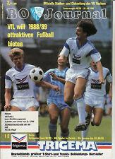 BL 88/89 VfL Bochum - Sonderausgabe mit FC St. Pauli