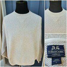 Willis & Geiger Outfitters Mens Large Sweater