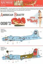 Kits-World Decals 1/48 Boeing B-17G Flying Fortress # 48001