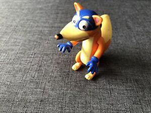 "Dora the Explorer Swiper The Fox 3.5"" Tall PVC Action Figure Mattel 2003"