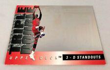 1993-94 Upper Deck Triple Double Michael Jordan #TD2 HOF NM