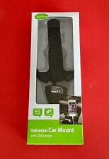 Universal Flexible Smartphone Holder Gooseneck with Dual USB Outputs 12/24V NEW!