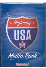 DVD: BOOSTERTHON HIGHWAY USA MEDIA PACK: DVD-CD-POSTER.....NEW