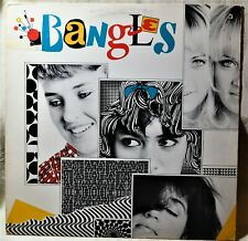 Bangles S/T Self-Titled EP LP VG+ Vinyl How is the Air Up There? I'm in Line
