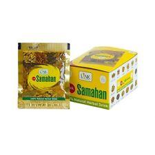SAMAHAN,SRI LANKAN, 30 SACHETS,1 BOX, BRAND NEW,HERBAL REMEDY