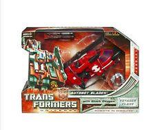 Figura De Transformers Universo Voyager Blades helicóptero en Caja! Raro!