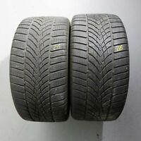 2x Dunlop SP WinterSport 4D Noise Shield R01 285/30 R21 100W DOT 2116 5 mm