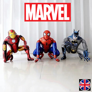 3D Large Marvel Balloon Spiderman Batman Iron Man Party Decoration Fast Despatch