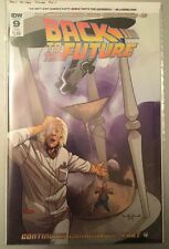 Back To The Future Comic Book Subscription Issue 9 Continuum Conundrum Part 4