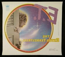 Vintage 1982 E.T. The Extra-Terrestrial Movie Iron On Transfer Deadstock Nos!