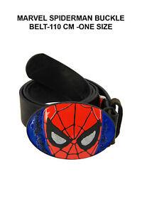 Marvel Spiderman Buckle Belt