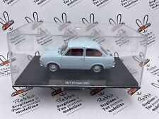 "DIE CAST "" FIAT 850 SUPER (1964) "" AUTO VINTAGE SCALA 1/24"