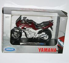 Welly - '01 YAMAHA TDM850 Motorbike Model Scale 1:18