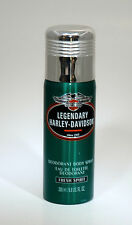 LEGENDARY HARLEY DAVIDSON FRESH SPIRIT DEODORANT BODY SPRAY 200 ML