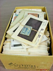 WW, MIDDLE EAST, Excellent accumulation of Stamps in 525+ stock cards, glassines