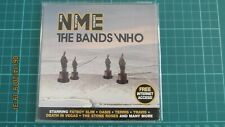 NME THE BANDS WHO CD - TERRIS-FATBOY SLIM - OASIS-THE STONE ROSES