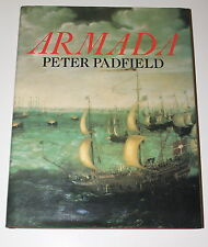 Armada by Peter Padfield, 1988, Hardcover / Dust Jacket FREE SHIPPING!