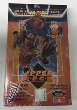 1993-94 Upper Deck 3D Pro View Basketball Hobby Box Factory Sealed 48 Packs