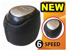 SAAB 9-3 93 (03-12) 6-SPEED GEAR STICK SHIFT KNOB 55566207 55353898 * NEW *