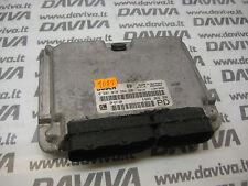 1999 Vauxhall Opel Zafira A 2.0 DTI Engine Control Module Unit ECU 0281010268